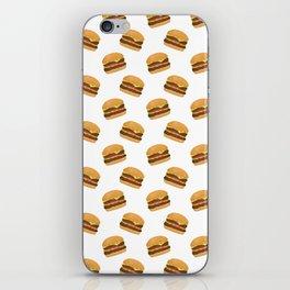 Burgers iPhone Skin