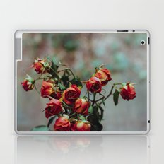 Windowsill Roses no. 1 Laptop & iPad Skin
