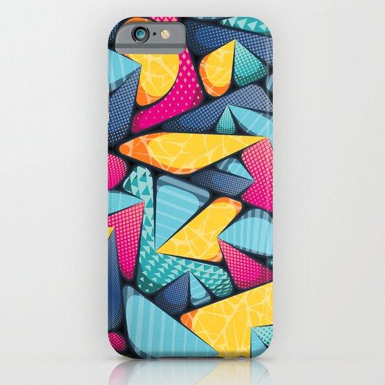 SUPER-MIA-POP • Portrait Detail iPhone & iPod Case