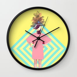 Ohh Fashion Wall Clock