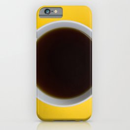 Coffee Cup iPhone Case