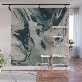 Galaxy Marble Swirl Wall Mural