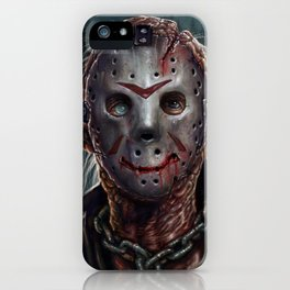 Jason - Friday the 13th iPhone Case