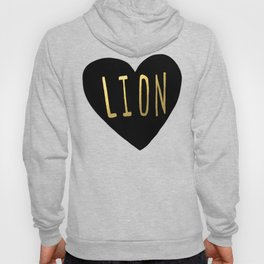 Lion Heart Hoody