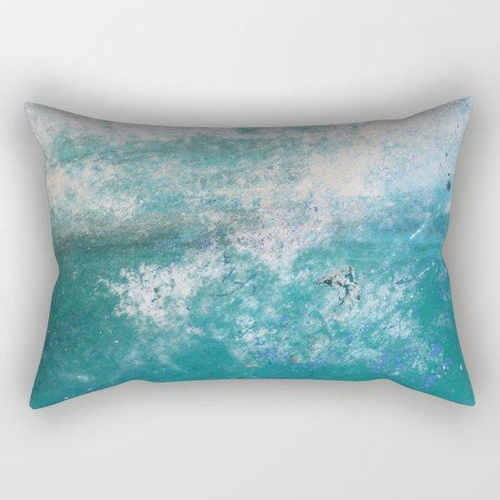 Into the Ocean - JUSTART © Rectangular Pillow
