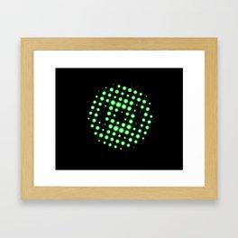 Lanterna Framed Art Print