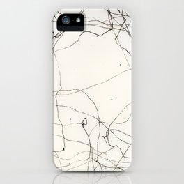 Scattered iPhone Case