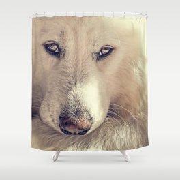 Honey Dew Shower Curtain