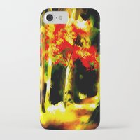 redhead iPhone & iPod Cases featuring Redhead by Nev3r