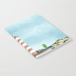 Aveiro landscape Notebook