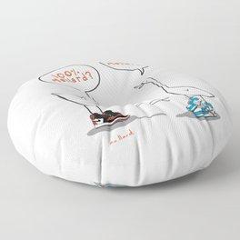 100% Mallard Floor Pillow