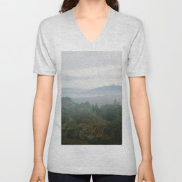 View From Upcountry Unisex V-Neck