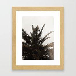 Tropical Jungle Vibes Framed Art Print