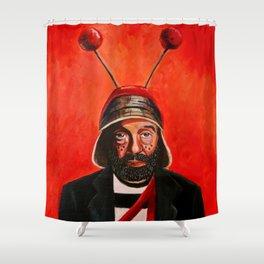 Roberto Gomez Bolanos El Chavo Del Ocho Shower Curtain
