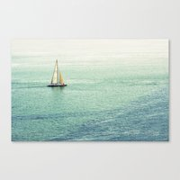 sailing Canvas Prints featuring Sailing by Lawson Images