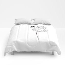 Mudra: Senju Kannon Bosatsu Comforters