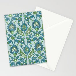 Floral ornament Stationery Cards