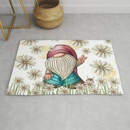 Hippie Gnome Rug