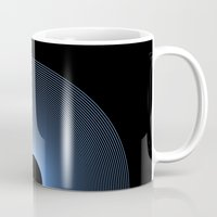 record Mugs featuring Record by Karolis Butenas