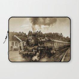 Nostalgic Journey Laptop Sleeve