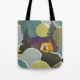 Backwoods Tote Bag