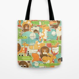 Bungle Jungle Tote Bag