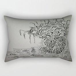 Ink Baby Doodle Rectangular Pillow