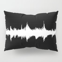 No Way - Music Wave Pillow Sham