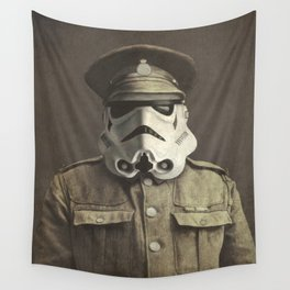 Sgt. Stormley  Wall Tapestry