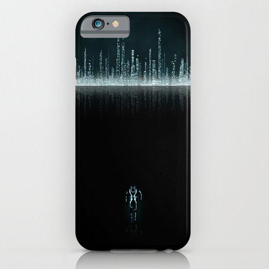 TRON CITY iPhone & iPod Case