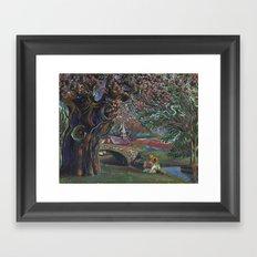 Colton, NY Framed Art Print