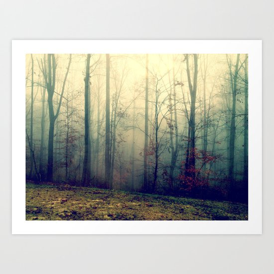 Magic Hour Art Print