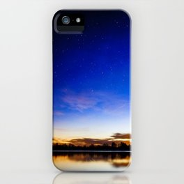 Colorful heaven iPhone Case
