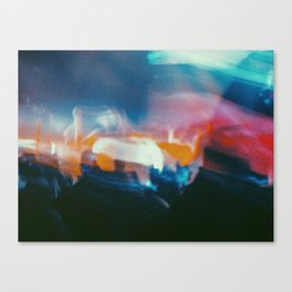 Lost In Tha Show Canvas Print