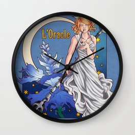 L'Oracle Wall Clock