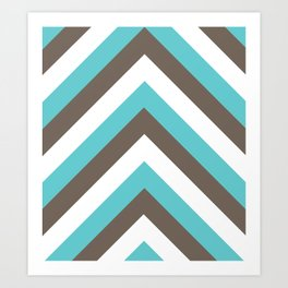 Land & Sea Art Print