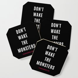 Don't Wake The Monsters Coaster