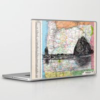 oregon Laptop & iPad Skins featuring Oregon by Ursula Rodgers