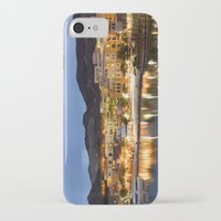 cityscape iPhone & iPod Cases featuring CityScape by Susan's  Shop