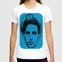 kerouac T-shirts featuring Outlaws of Literature (Jack Kerouac) by Silvio Ledbetter