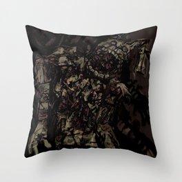 Springtrap Throw Pillow