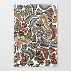 knights Canvas Print