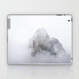Clouds in Huangshan Laptop & iPad Skin