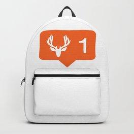 1 like deer! Backpack