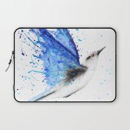 Blue Freedom Flight Laptop Sleeve