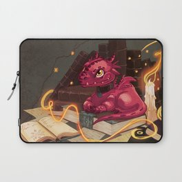 The Dragon Library Laptop Sleeve