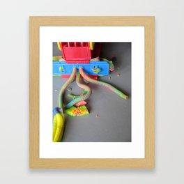 Play Framed Art Print