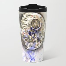 Star War Art Painting The Death Star Travel Mug