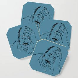 Current Mood Coaster