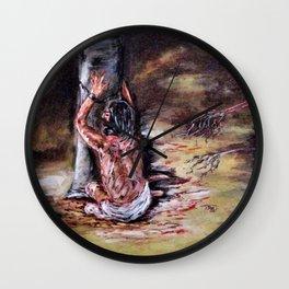 Our Sins Wall Clock